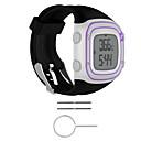 cheap Watch Bands for Samsung-Watch Band for Forerunner 10 Garmin Sport Band Rubber Wrist Strap
