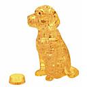 voordelige Hondenkleding & -accessoires-3D-puzzels Legpuzzel Kristallen puzzels Honden Toren Paard Beer Kunststoffen Rauta Unisex Geschenk