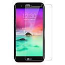 hesapli LG İçin Ekran Koruyucuları-Ekran Koruyucu LG için LG K8 (2017) Temperli Cam 1 parça Ön Ekran Koruyucu 2.5D Kavisli Kenar 9H Sertlik Yüksek Tanımlama (HD)