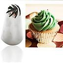 hesapli Fırın Araçları ve Gereçleri-Bakeware araçları Paslanmaz Çelik + A Sınıfı ABS Günlük Kullanım Pasta Kalıpları 1pc