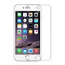 baratos Capinhas para iPhone-Protetor de Tela para Apple iPhone 8 Plus Vidro Temperado 1 Pça. Protetor de Tela Frontal Alta Definição (HD) / Dureza 9H / Borda Arredondada 2.5D