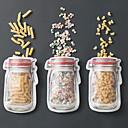 voordelige Bakgerei & Gadgets-1pc Bulk Food Storage Kunststof Makkelijk Te Gebruiken Keukenorganisatie