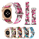 tanie Etui do iPhone-Watch Band na Apple Watch Series 3 / 2 / 1 Apple Klasyczna klamra Skóra naturalna Opaska na nadgarstek