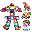 hesapli Anahtarlar & Soketler-Manyetik blok / Legolar Yeni Dizayn / Eğlence / Kendin-Yap 108 pcs Klasik Çocuklar için Genç Kız Hediye