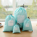رخيصةأون حقائب السفر-مجموعة السفر حقيبة أدوات تجميل للسفر منظم أغراض السفر تخزين السفر إلى PVC 44*30 30*22 22*15 14*11