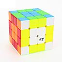 ieftine Cub Magic-cubul lui Rubik QI YI QIYUAN S 160 4*4*4 Cub Viteză lină Cuburi Magice puzzle cub Stickerless Cadou Fete