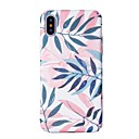 baratos Capinhas para iPhone-Capinha Para Apple iPhone X / iPhone 8 Estampada Capa traseira Árvore Rígida PC para iPhone X / iPhone 8 Plus / iPhone 8