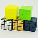 hesapli Sihirli Küp-Rubik küp QIYI 154 Ayna Küpü 3*3*3 Pürüzsüz Hız Küp Sihirli Küpler bulmaca küp Hediye Unisex