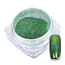 voordelige Make-up & Nagelverzorging-1 pcs Akryylijauhe / Glitter Poeder Art Deco / Retro / Klassiek / Spiegel Effect Dagelijks