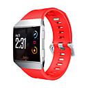 お買い得  メンズ腕時計-時計バンド のために Fitbit ionic Fitbit スポーツバンド シリコーン リストストラップ