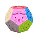 hesapli Sihirli Küp-Rubik küp QIYI QIHENG S 156 Megaminx Pürüzsüz Hız Küp Sihirli Küpler bulmaca küp profesyonel Seviye Hediye Unisex