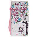 billige Mode Halskæde-Etui Til Samsung Galaxy S8 Plus / S8 Pung / Kortholder / Med stativ Fuldt etui Træ Hårdt PU Læder for S8 Plus / S8 / S7 edge