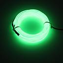 저렴한 LED Bi-pin 조명-BRELONG® 6m 스트링 조명 0 LED 화이트 / 레드 / 블루 파티 / 장식 1 개