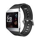 رخيصةأون Smartwatch كابلات وشواحن-حزام إلى Fitbit ionic فيتبيت عصابة الرياضة سيليكون شريط المعصم