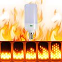 저렴한 LED 캔들 조명-YWXLIGHT® 1 개 5 W 400-500 lm LED 글로브 전구 99 LED 비즈 SMD 3528 장식 따뜻한 화이트 85-265 V