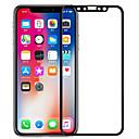levne iPhone kabely a adaptéry-Nillkin Screen Protector pro Apple iPhone X Tvrzené sklo 1 ks Celkový kryt High Definition (HD) / odolné proti výbuchu / Odolné proti poškrábání