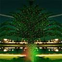 hesapli Köpek Yakalar, Kuşaklar ve Kayışlar-hkv® tam gökyüzü yıldız yılbaşı lazer projektör lambası yeşil&kırmızı led sahne ışığı açık peyzaj çim bahçe ışık