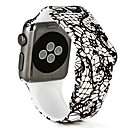 voordelige Apple Watch-bandjes-Horlogeband voor Apple Watch Series 3 / 2 / 1 Apple Sportband Silicone Polsband