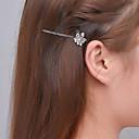 hesapli Cep Telefonu Lensleri-Avrupa ve Birleşik Devletler dış ticaret dört mevsim joker gelgit van euro saç tokası dişi bayan a0319-0320 metal çiçek kenarı