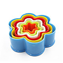 hesapli Sihirli Küp-Bakeware araçları Plastikler Pişirme Aracı Ekmek / Pasta Pasta Kalıpları