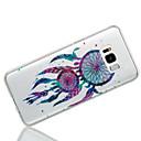 Χαμηλού Κόστους Θήκες / Καλύμματα Galaxy S Series-tok Για Samsung Galaxy S8 Plus / S8 IMD / Με σχέδια Πίσω Κάλυμμα Ονειροπαγίδα / Λάμψη γκλίτερ Μαλακή TPU για S8 Plus / S8 / S7 edge