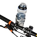 cheap Bike Lights-ROCKBROS Bike Water Bottle Cage Portable Wearable Wearproof Durable Easy to Install For Cycling Bicycle Road Bike Mountain Bike MTB Engineering Plastics Waterproof Fabric Aluminium Alloy Silver