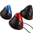 ieftine Mouse-USB de înaltă definiție vertical mouse-ul ergonomic optic cu fir de jocuri (2000dpi)