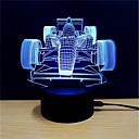 hesapli Saat Aksesuarları-1set Gece aydınlatması LED Dokunmatik 7-Renk USB ile çalışır Stres ve Anksiyete Rölyef Dekoratif Işık USB Bağlantı Noktalı Renk Değiştiren