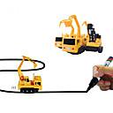 voordelige Gegoten & Speelgoedvoertuigen-Truck Speelgoedtrucks & Constructievoertuigen Magische inductieve auto Speelgoedauto's Vreemde Speelgoed Handgemaakt Zacht Plastic Kinderen Volwassenen Jongens Meisjes Speeltjes Geschenk