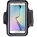 cheap Carabiners-Case For Samsung S9 S8 Sports Armband Waterproof Armband Full Body Cases Solid Color Soft Plastic for S9 S8 S7 edge S7 S6 edge plus S6