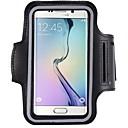 Χαμηλού Κόστους Θήκες και τσάντες Universal-tok Για Samsung S9 S8 Αθλητικό Περιβραχιόνιο Αδιάβροχη Περιβραχιόνιο Πλήρης Θήκη Συμπαγές Χρώμα Μαλακή Πλαστική ύλη για S9 S8 S7 edge S7