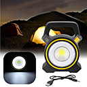 cheap Bike Lights-Flood Lights Portable Lights LED Solar Lights Emergency Lighting for Plastic Outdoor Camping Yellow Dark Grey