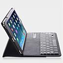 hesapli iPad Klavyeleri-Bluetooth multimedya klavye Şarj Edilebilir İçin IPad (2017) Bluetooth