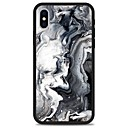 cheap iPhone Cases-Case For Apple iPhone X / iPhone 8 Plus Pattern Back Cover Lines / Waves / Marble Hard Acrylic for iPhone X / iPhone 8 Plus / iPhone 8