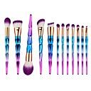 hesapli Makyaj ve Tırnak Bakımı-1 parça Makyaj fırçaları Profesyonel Fırça Setleri Sentetik Saç / Suni Fibre Fırça Çevre-dostu Yapışmaz
