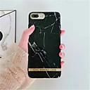 저렴한 아이폰 케이스-케이스 제품 Apple iPhone X iPhone 7 Plus 패턴 뒷면 커버 마블 소프트 TPU 용 iPhone X iPhone 8 Plus iPhone 8 iPhone 7 Plus iPhone 7 iPhone 6s Plus iPhone 6s