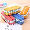 preiswerte Kreditkarten-Taschen & Geldbörsen-Ferdermäppchen Blau Orange Rot Gelb, Stoffe Organisation /