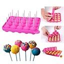 hesapli Fırın Araçları ve Gereçleri-Bakeware araçları Silikon Çok-fonksiyonlu Pişirme Kaplar İçin Dikdörtgen Pasta Kalıpları 1pc