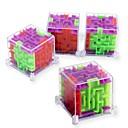 abordables Cubes Magiques-Rubik's Cube MoYu Extraterrestre 1*3*3 Cube de Vitesse  Cubes Magiques Cubes de Rubik Casse-tête Cube Pour les enfants Places Cadeau