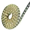 ieftine Benzi Flexibile Becuri LED-zdm ac220v 6m 360buc 5050 smd 12mm led single core exterior impermeabil flexibil bandă de frânge bandă ușoară eu eu 220v