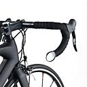 お買い得  コンパス-バーエンドバイクミラー サイクリング, 柔軟な調整可能, 安全用具 サイクリング / バイク / ロードバイク / マウンテンバイク ガラス ブラック - 1pcs