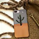 voordelige Mac-hoezen & Mac-tassen & Mac-etuis-hoesje Voor Apple iPhone X / iPhone 7 Plus Mat / Patroon Achterkant Geschilderd Hard Acryl voor iPhone X / iPhone 8 Plus / iPhone 8