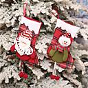 ieftine Decorațiuni de Casă-Șosete Vacanță Familie Crăciun Împrăștiat Confecționat Manual Săculețe Multifuncțional Glob de Craciun