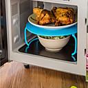 hesapli Köpek Giyim ve Aksesuarları-Mutfak aletleri Plastikler Portatif / Isıya dayanıklı / Mikrodalga Fırın İçin Köşebentler Çok Fonksiyonlu / Pişirme Kaplar İçin 1pc