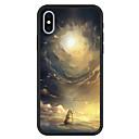 رخيصةأون أغطية أيفون-غطاء من أجل Apple iPhone XS / iPhone XR / iPhone XS Max نموذج غطاء خلفي منظر / كارتون قاسي أكريليك