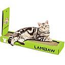hesapli Ses ve Video Kabloları-Kedi Nanesi Yataklar Basit Evcil Hayvan Dostu Tırmalama Pedi Paraben İçermez Formaldehit İçermez Catnipli Karton Kağıt Uyumluluk Kediler