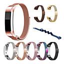 저렴한 Fitbit 밴드 시계-시계 밴드 용 Fitbit Alta HR Fitbit Alta 핏빗 밀라노 루프 스테인레스 스틸 손목 스트랩