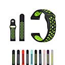 hesapli Bar Gereçleri ve Açıcılar-Watch Band için Gear S3 Frontier Samsung Galaxy Spor Bantları Silikon Bilek Askısı