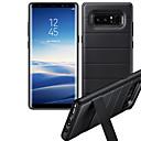 preiswerte Galaxy Note Serie Hüllen / Cover-Hülle Für Samsung Galaxy Note 8 Stoßresistent mit Halterung Rückseite Solide Hart PC für Note 8