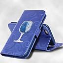 رخيصةأون حافظات / جرابات هواتف جالكسي S-غطاء من أجل Samsung Galaxy S8 Plus / S8 / S7 edge محفظة / حامل البطاقات / مع حامل غطاء كامل للجسم لون سادة قاسي جلد PU